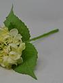 "13"" Hydrangea Bloom Stem (5-Colors)"