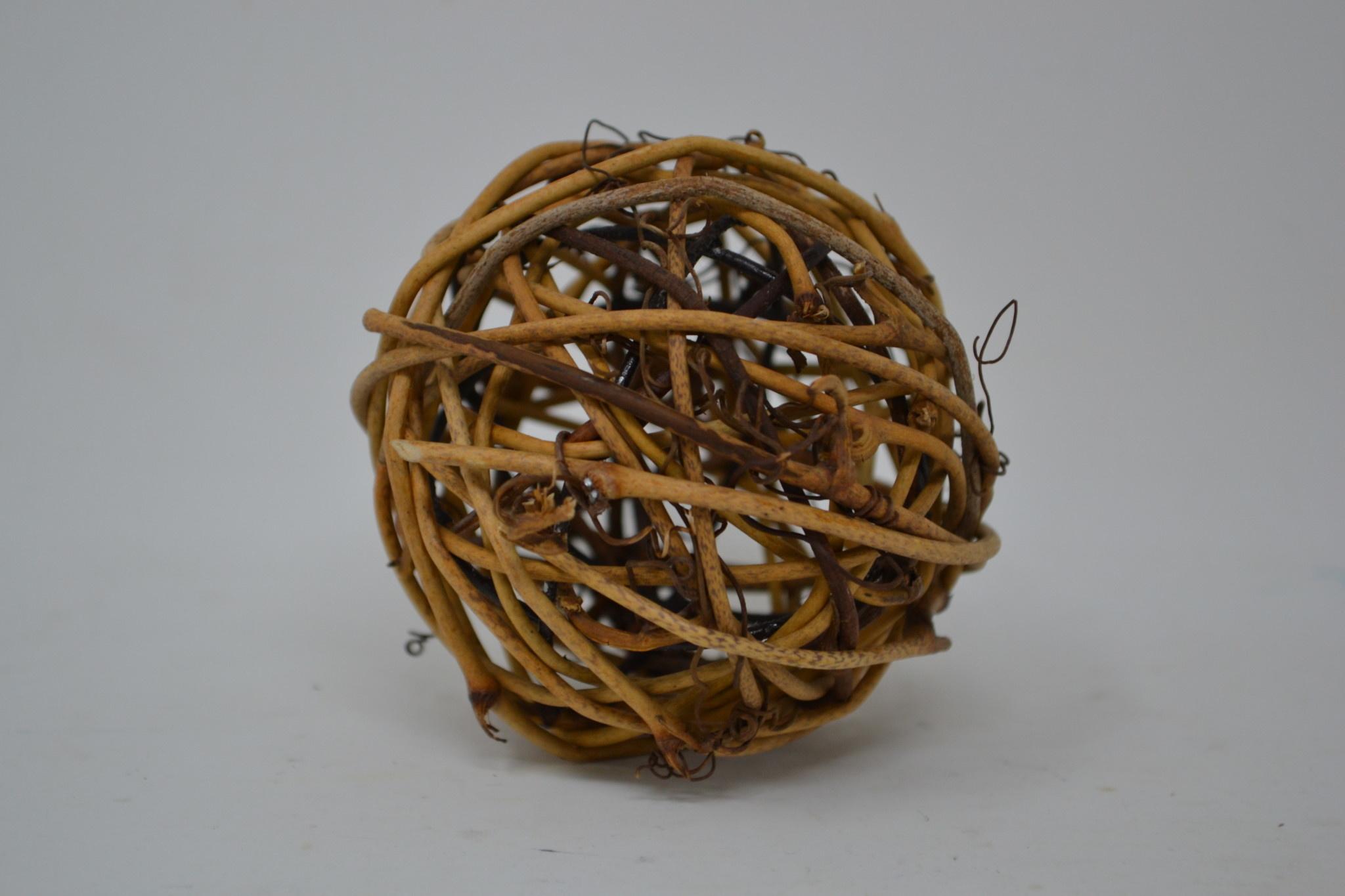 Natural Vine Ball Orb (2-Sizes)