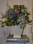 Purple Hydrangea Arrangement