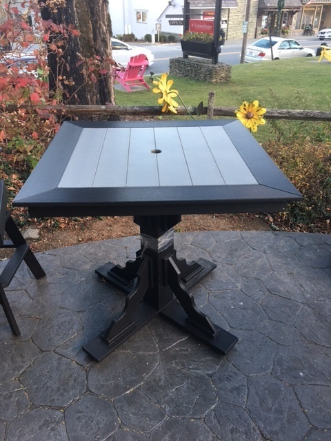 Outdoor Maintenance Free Table