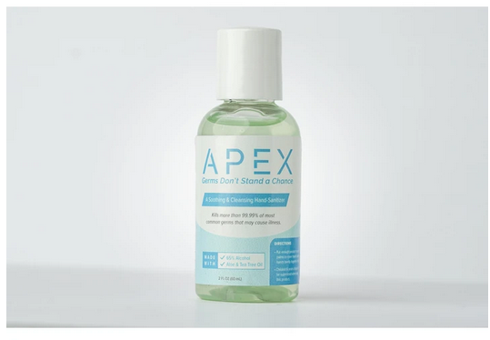 Apex Hand Sanitizer (2-Sizes)