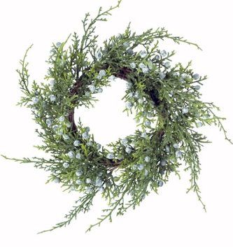 Oregon Juniper Candle Ring