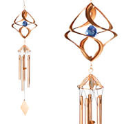 Cosmix Spinner Wind Chime with Crystal (2-Colors)