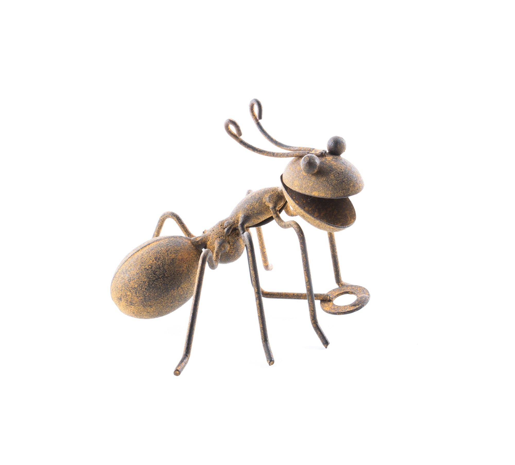 Marching Metal Ant