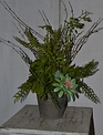 Custom Fern Bucket