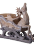 Woodland Deer Sleigh