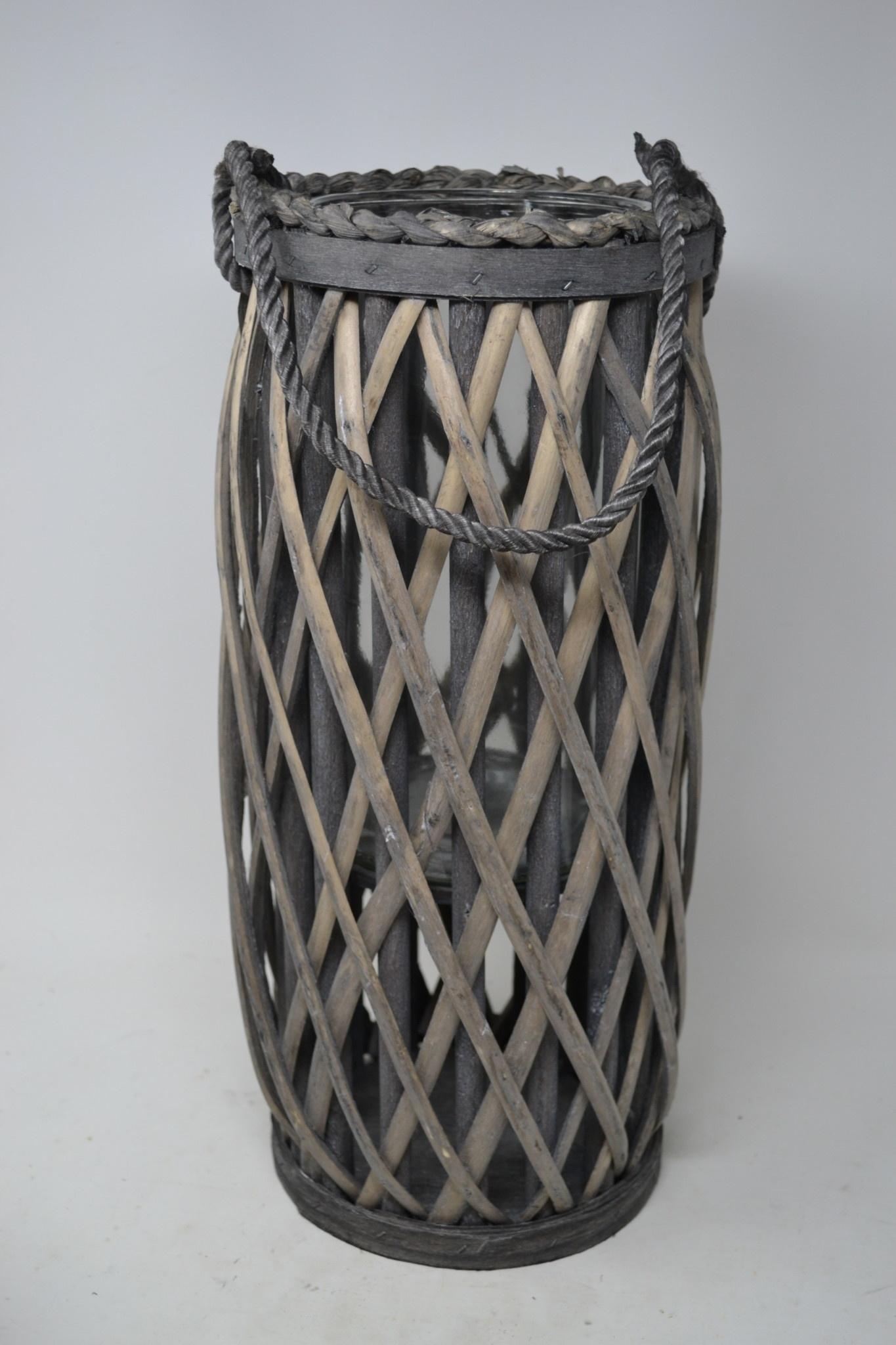 Woven Lattice Lantern (2-Sizes)