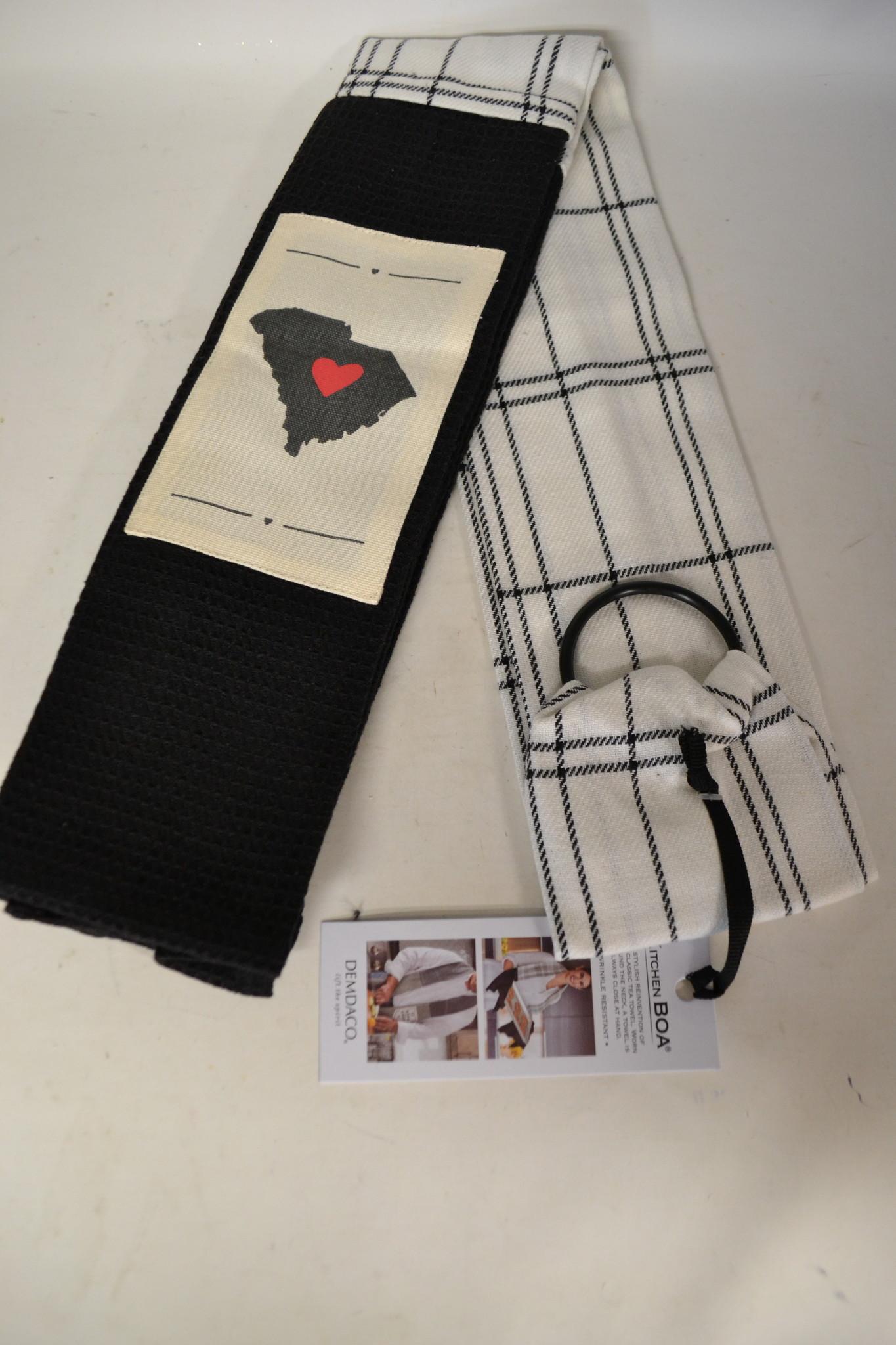 Kitchen Boa Towel  (7 Styles)