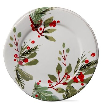 Small Berry Foliage Plate