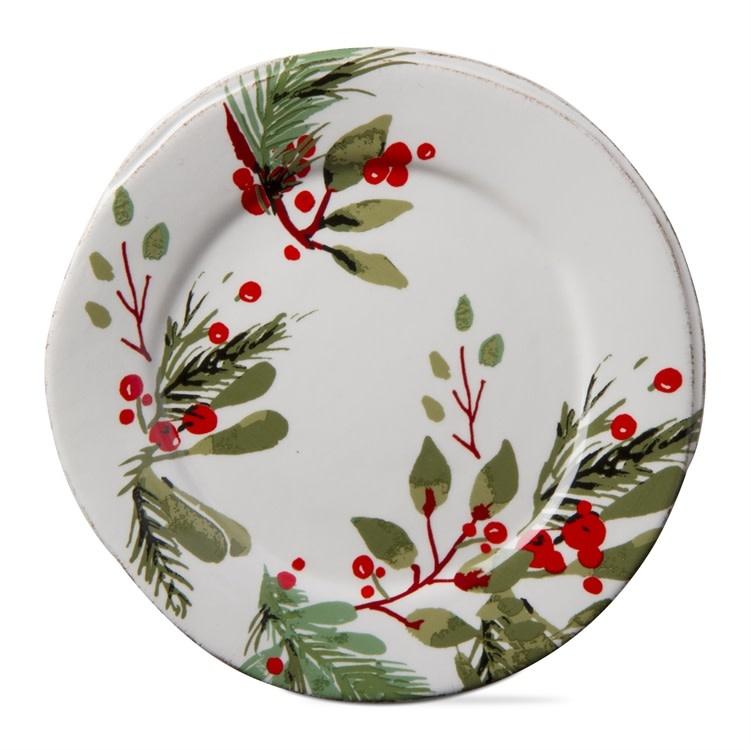 Small Berry Foliage Plate