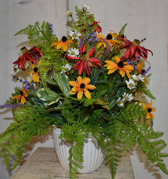 Custom Mixed Summer Arrangement