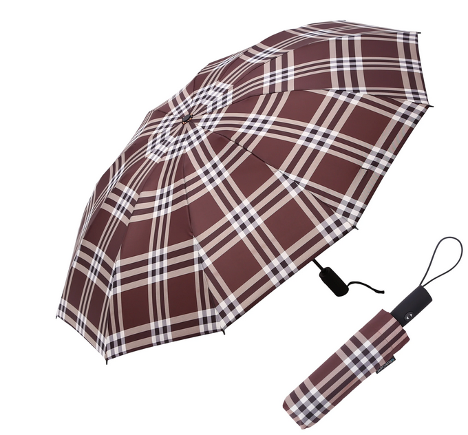 Folding Travel Umbrella By: Rain Caper (4-Styles)