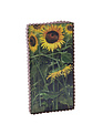 Vertical Painted Sunflower Print