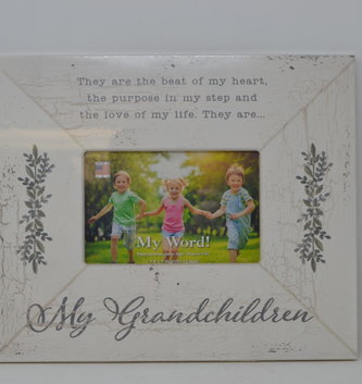 My Grandchildren Photo Frame