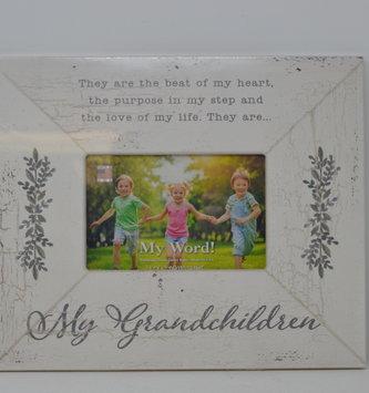 My Grandchildren Photo Frame