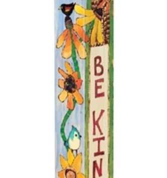3' Be Kind Peace Pole