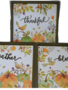 Harvest Pumpkin Bird Print (3-Styles)