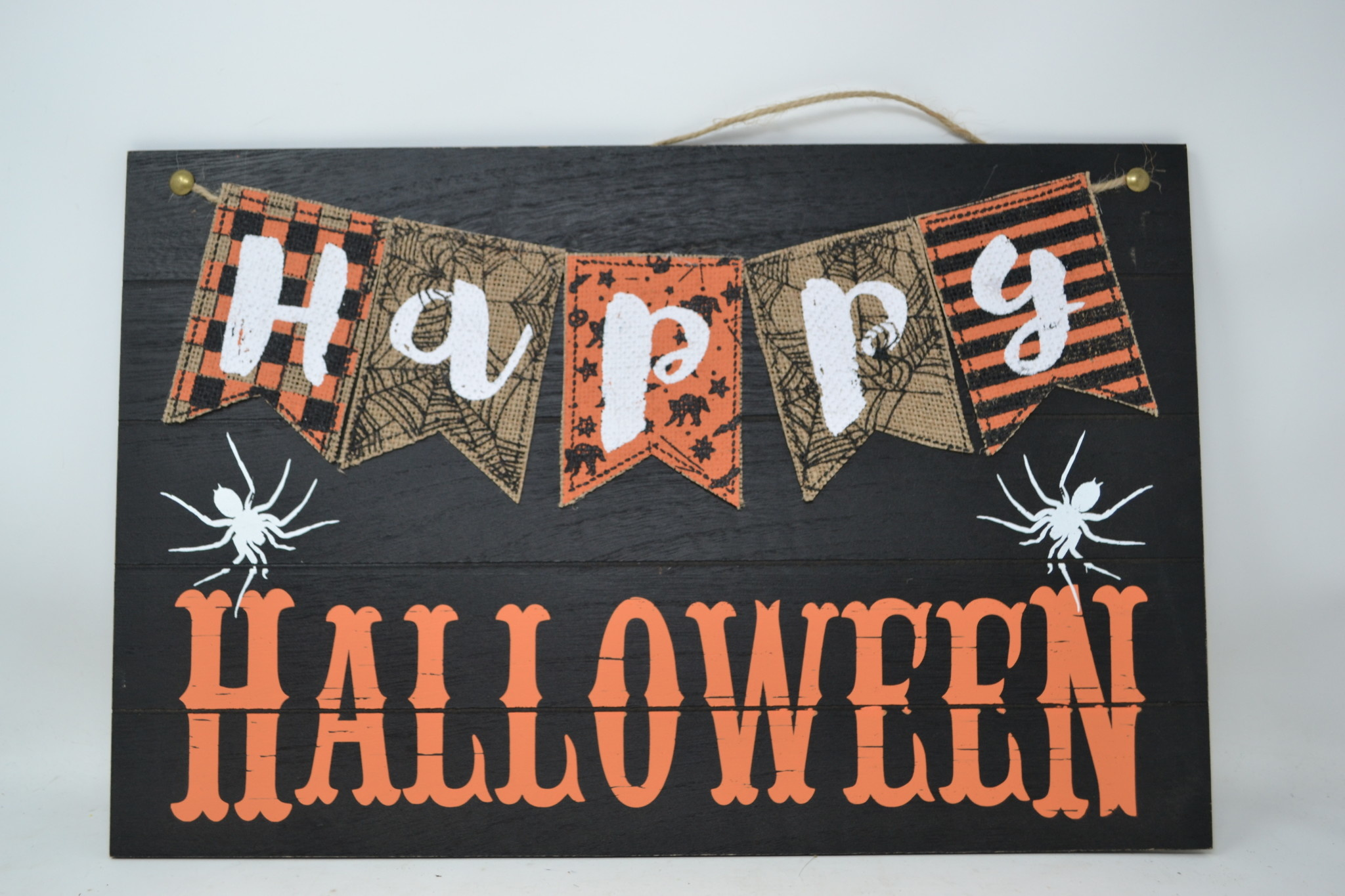 Spooky Halloween Wall Plaque (2-Styles)