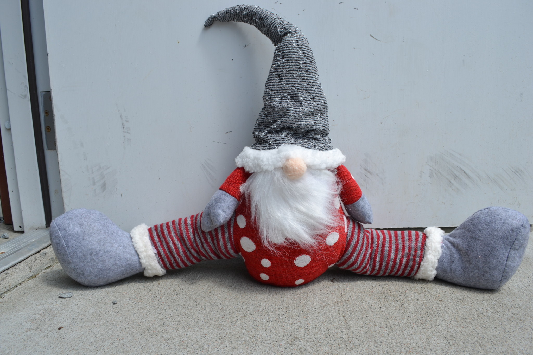 Holiday Door Draft Gnome