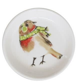 Holiday Bird Candle Holder (4-Styles)