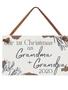 1st Christmas as Grandma & Grandpa Ornament