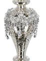 Mercury Glass Beaded Finial Ornament (2-Styles)