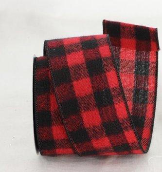 Buffalo Plaid Ribbon