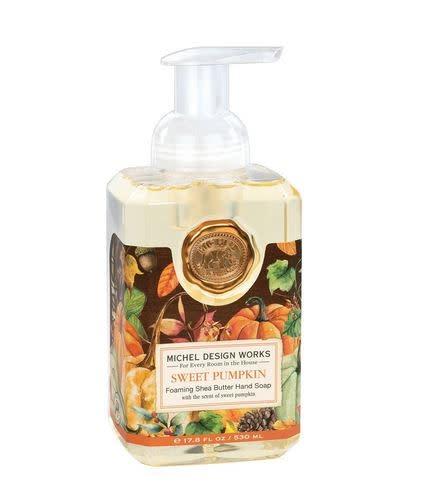 Sweet Pumpkin Foaming Soap