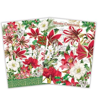 Merry Christmas Kitchen Towel Set of 2