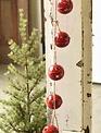 5-Ft Snowflake Jingle Bell Garland