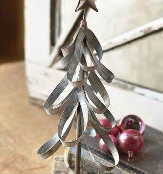 Metal Loop Christmas Tree (2-Sizes)