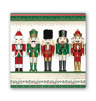 Nutcracker Cocktail Napkins