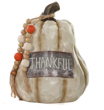 Beaded Message Pumpkin