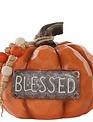Beaded Message Pumpkin
