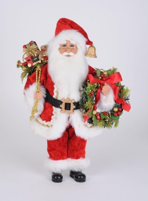Karen Didion Traditional Santa