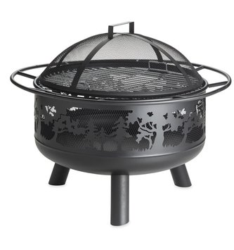 Timberline Wood-Burning Fire Pit