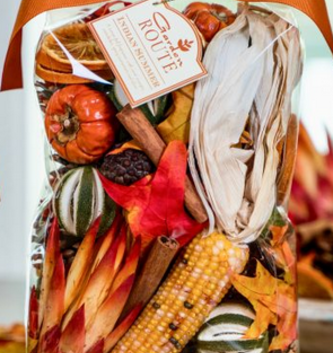 Indian Summer Botanical Blend Potpourri