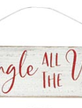 Holly Message Ornament (4-Styles)