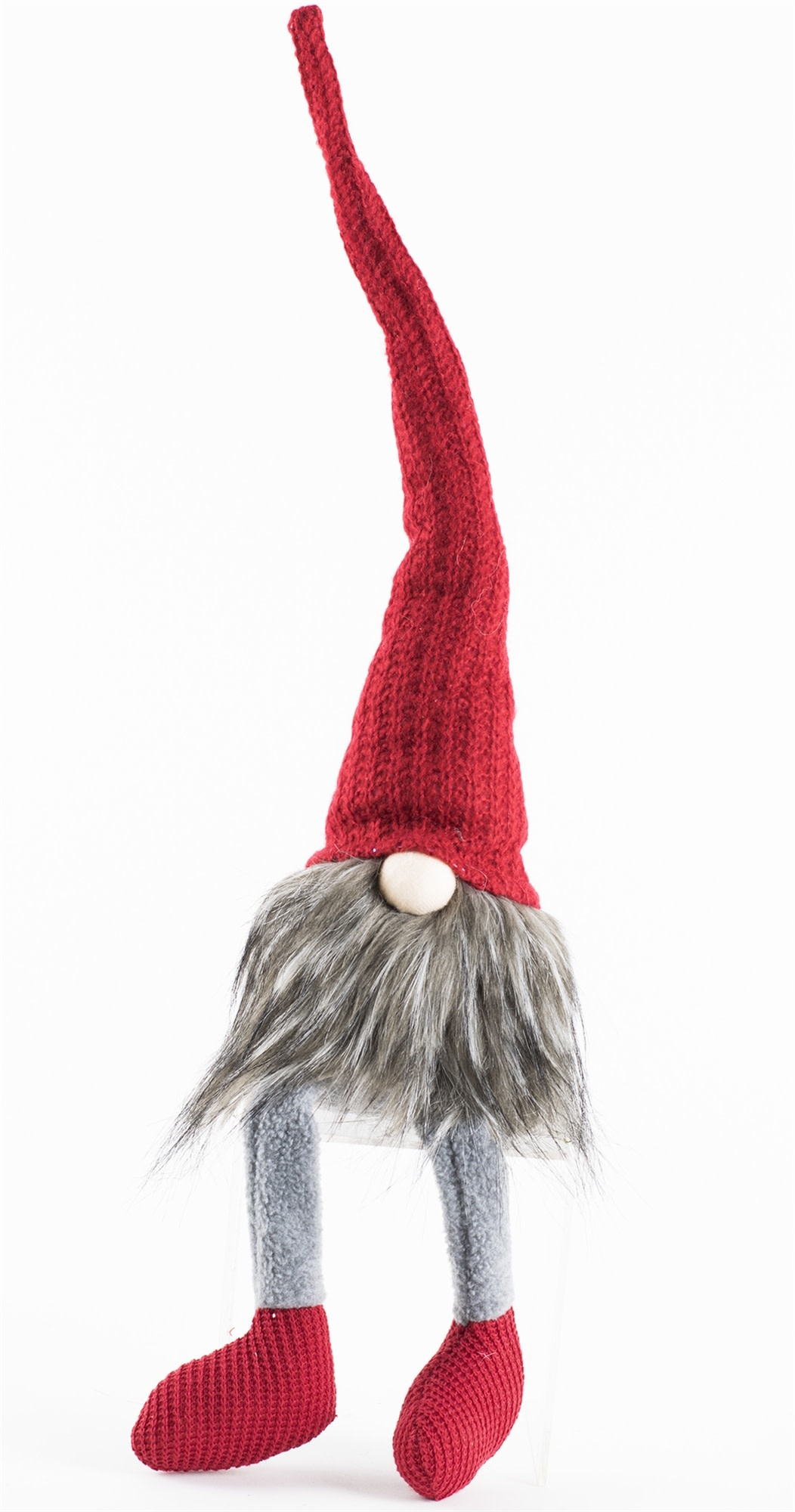 Harry Tall Hat Gnome Shelf Sitter