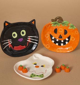 Whimsical Halloween Dish (3-Styles)