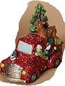 Vintage Holiday Figurine (4-Styles)