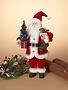 """18"""" Traditional Holiday Santa"""