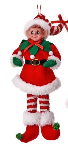 Holiday Bendable Elf