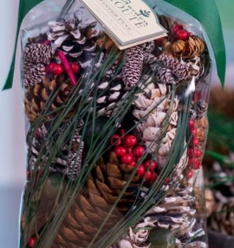 Garden Route Winter Pine Botanical Blend Potpourri