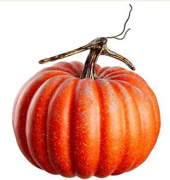 Round Speckled Pumpkin