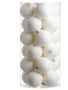 "3"" Snowball Ornament"