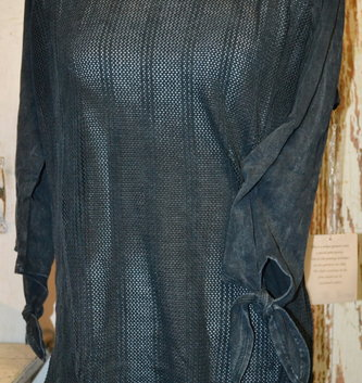 Mineral Wash Sweater Top (3-Sizes)