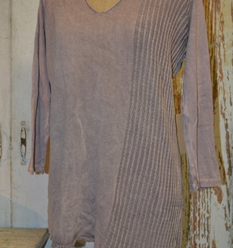 Mineral Mulberry Wash Sweater (3-Sizes)