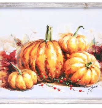 Harvest Pumpkin Painting