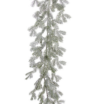 6-ft Glitz Hemlock Garland